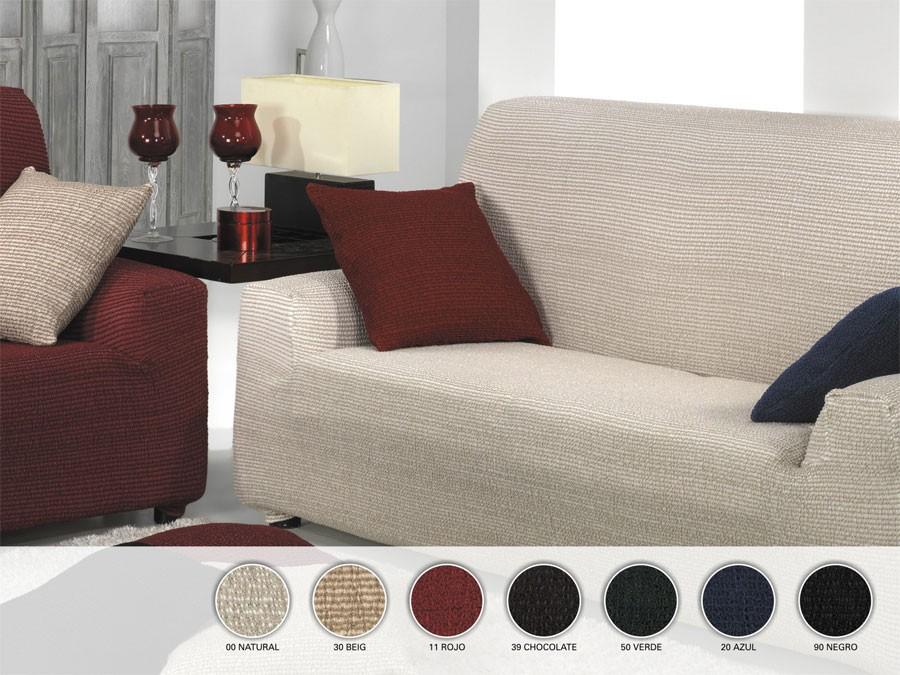 Funda sof elastica tienda online funda sofa ajustable - Fundas sofas ajustables ...