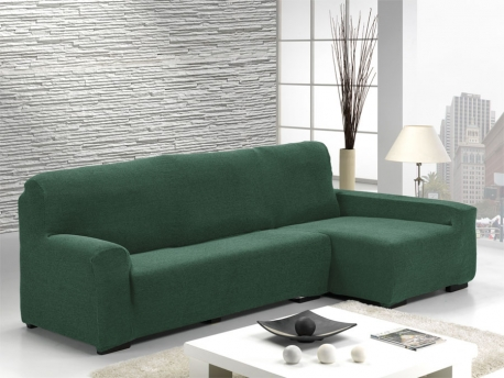 Funda sofa chaise longue elástica Chipre
