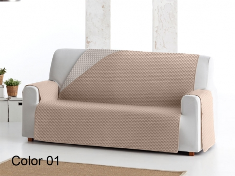 Cubre sofá chaise longue reversible Oslo