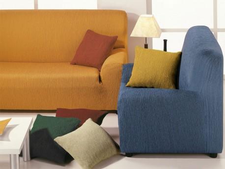 Funda de sof jara fundas el sticas y ajustables - Fundas sofas ajustables ...