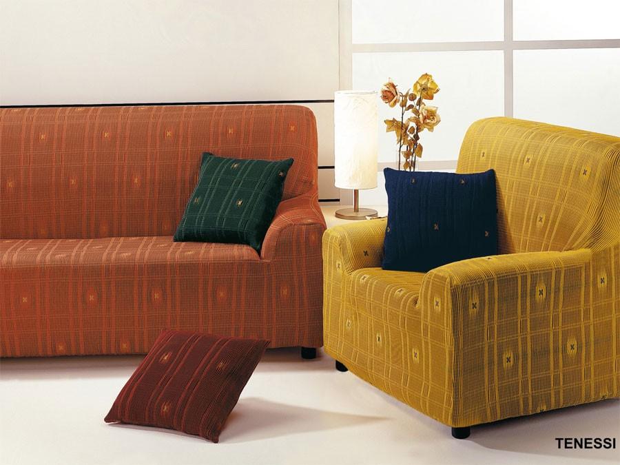 Funda sof el stica tenessi fundas sof s adaptables y ajustables - Fundas sofas ajustables ...