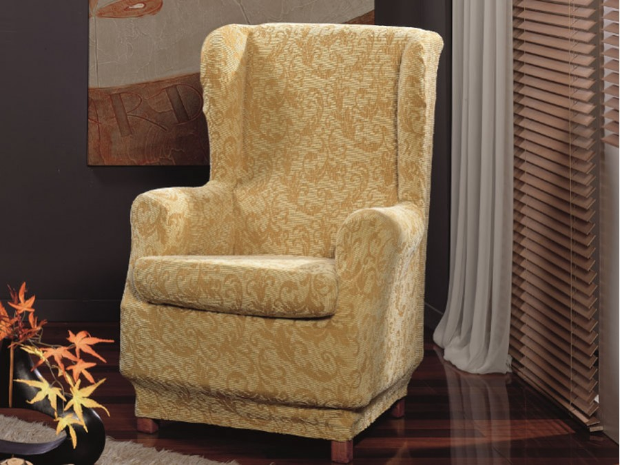 Funda sof orejero el stica alhambra - Fundas elasticas para sillones ...