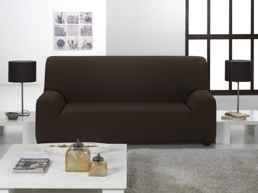 Funda sof el stica t nez fundas sof ajustables de gran - Fundas sofas ajustables ...