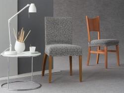 Funda para sillas Letras
