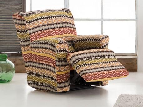 Funda sofá relax completa Kilim