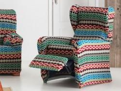 Funda sofá relax Kilim