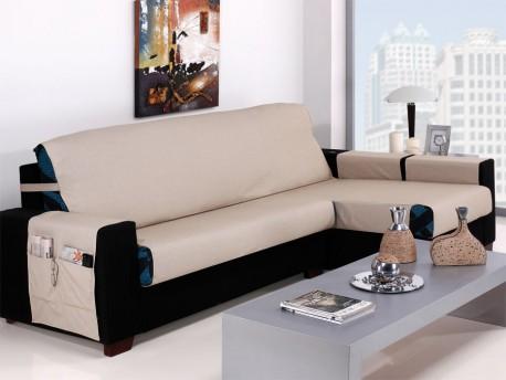 Cubre sofá chaise longue Turia