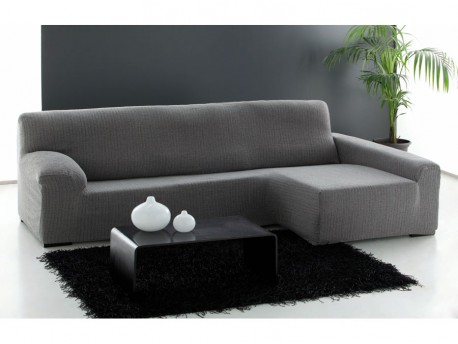 Funda chaise longue ajustable Damasco
