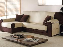Funda sofá chaise longue Trigo