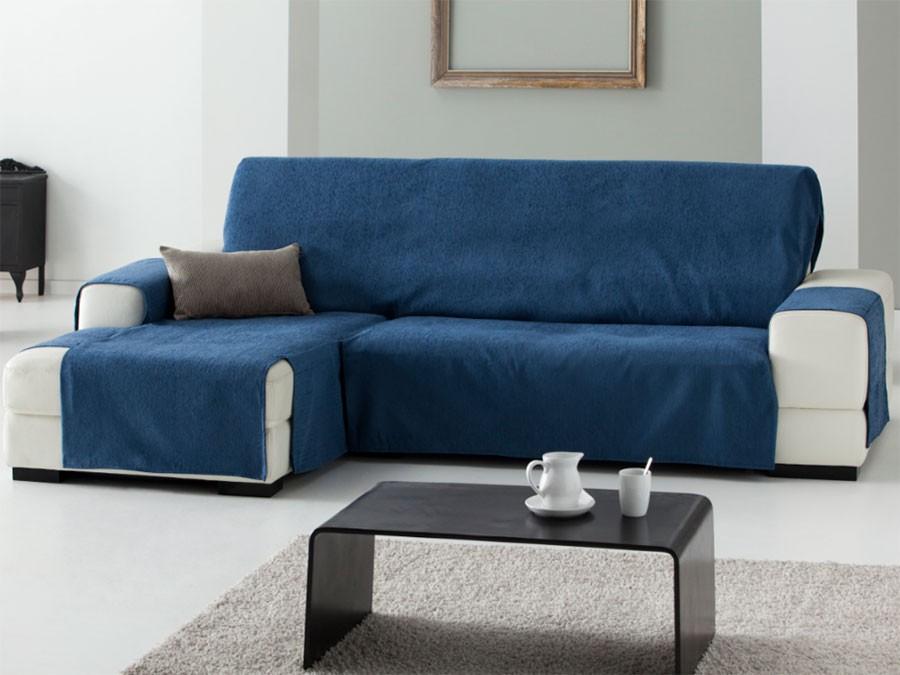 Comprar fundas de sof para el chaise longue funda cubre - Fundas para cheslong ...