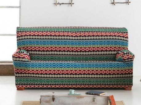 Funda sofá elástica Kilim