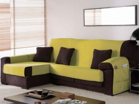 Funda sofá chaise longue Gabriela