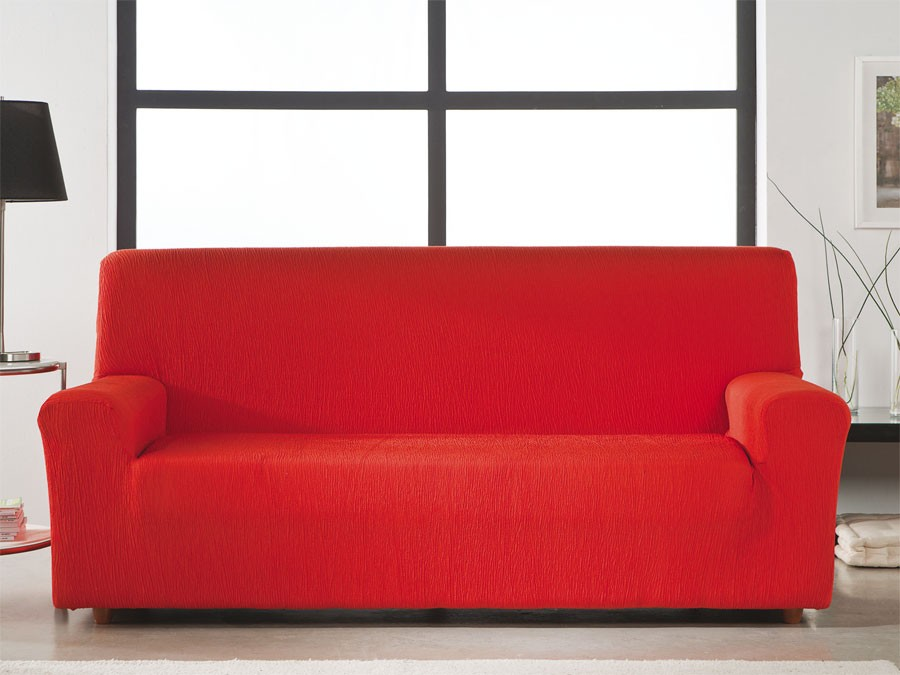 Compra online las nuevas fundas de sof el sticas y ajustables - Fundas sofas ajustables ...
