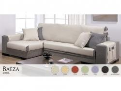 Funda sofá chaise longue Baeza