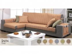 Funda sofá chaise longue Jaen