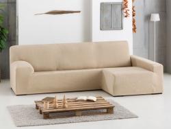 Funda sofá chaise longue elastica Ulises