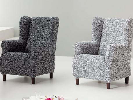 Funda sofa orejero valeta tienda online fundas orejero - Fundas elasticas para sillones ...