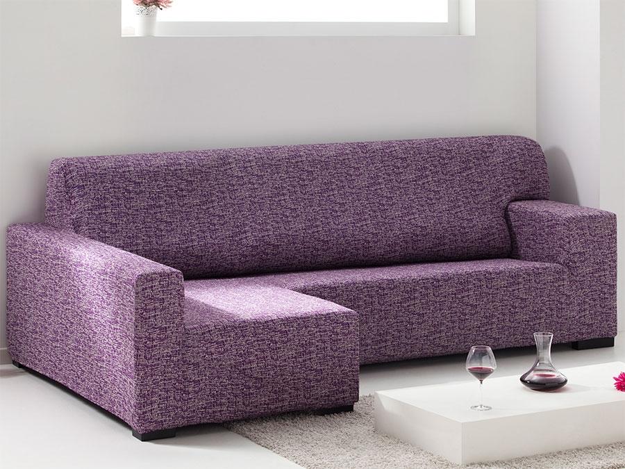 Funda sofa chaise longue elástica Valeta Tienda online