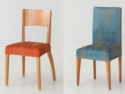 Funda de silla y respaldo Isabela