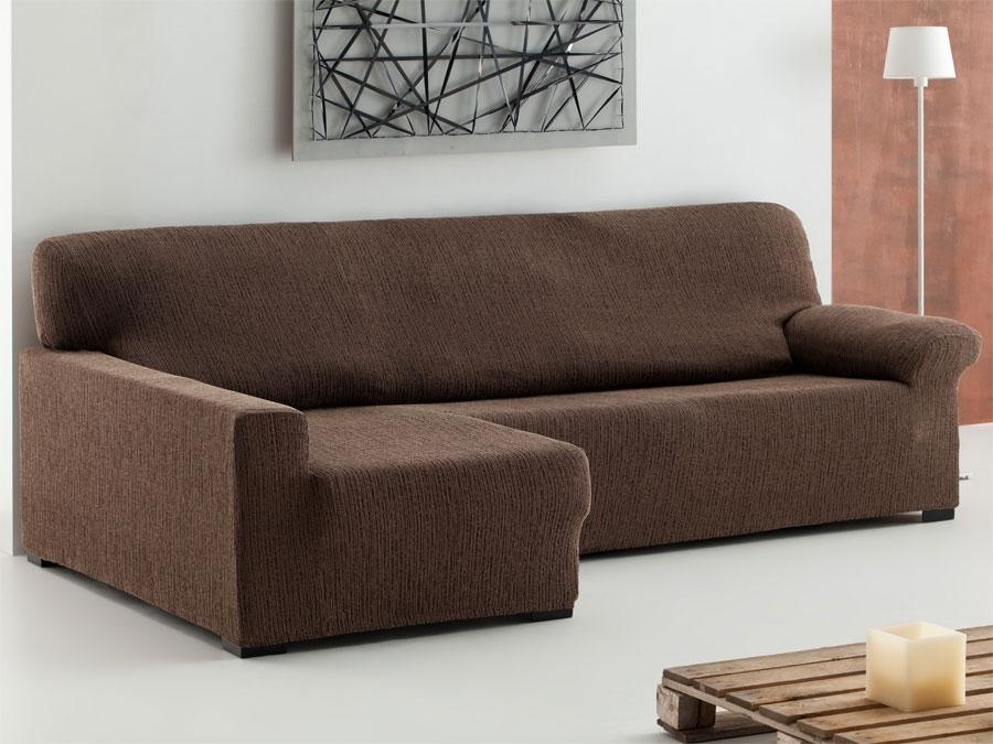 Funda chaise longue biel stica tibet tienda online - Funda sofa chaise longue elastica ...