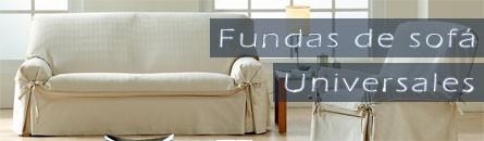 Fundas de sofá con Lazos